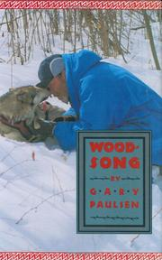 Book Cover for WOODSONG