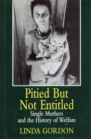 Cover art for PITIED BUT NOT ENTITLED