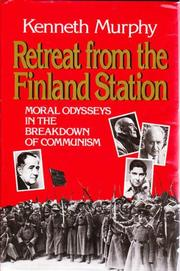 Book Cover for RETREAT FROM THE FINLAND STATION