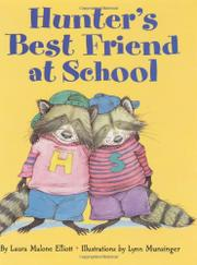 Book Cover for HUNTER'S BEST FRIEND AT SCHOOL