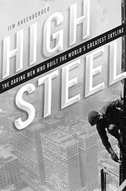 Book Cover for HIGH STEEL