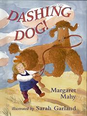 Book Cover for DASHING DOG!