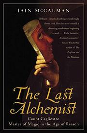 Book Cover for THE LAST ALCHEMIST