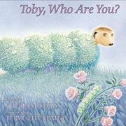 Book Cover for TOBY, WHO ARE YOU?