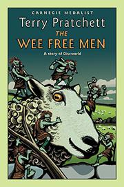 Cover art for THE WEE FREE MEN