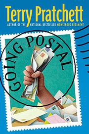 Cover art for GOING POSTAL