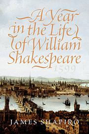 Book Cover for A YEAR IN THE LIFE OF WILLIAM SHAKESPEARE