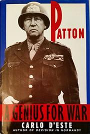 Cover art for PATTON