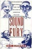 Book Cover for SOUND AND FURY