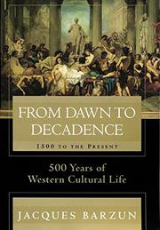 Book Cover for FROM DAWN TO DECADENCE
