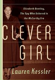 Cover art for CLEVER GIRL