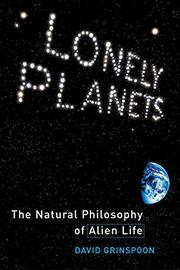 Book Cover for LONELY PLANETS