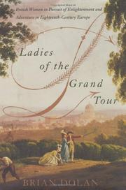 Book Cover for LADIES OF THE GRAND TOUR