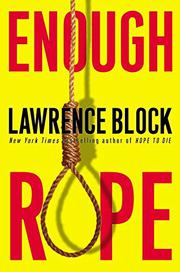 Book Cover for ENOUGH ROPE