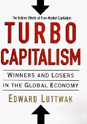 Cover art for TURBO-CAPITALISM
