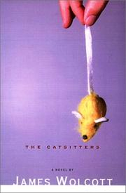 Cover art for THE CATSITTERS