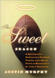 Cover art for THE SWEET SEASON