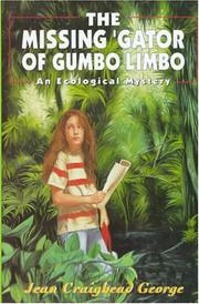 Book Cover for THE MISSING 'GATOR OF GUMBO LIMBO