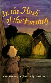 Book Cover for IN THE HUSH OF THE EVENING