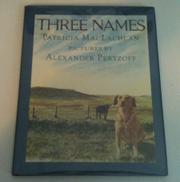 Cover art for THREE NAMES