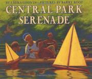 Book Cover for CENTRAL PARK SERENADE