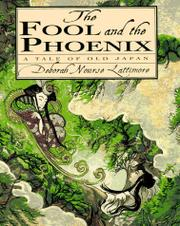 Cover art for THE FOOL AND THE PHOENIX