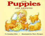 Book Cover for OUR PUPPIES ARE GROWING