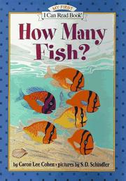 Book Cover for HOW MANY FISH?