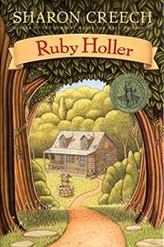Book Cover for RUBY HOLLER