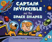 Cover art for CAPTAIN INVINCIBLE AND THE SPACE SHAPES