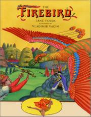 Cover art for THE FIREBIRD