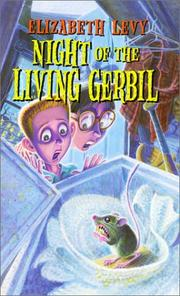 Cover art for NIGHT OF THE LIVING GERBIL