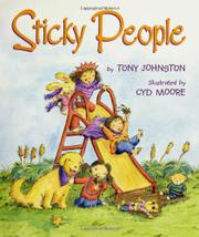 Book Cover for STICKY PEOPLE