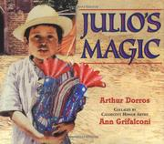 Cover art for JULIO'S MAGIC