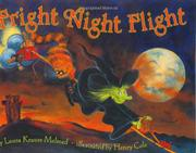 Cover art for FRIGHT NIGHT FLIGHT