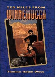 Book Cover for TEN MILES FROM WINNEMUCCA