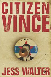 Book Cover for CITIZEN VINCE