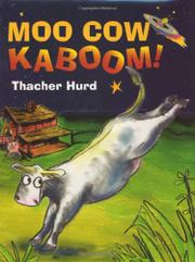 Book Cover for MOO COW KABOOM!