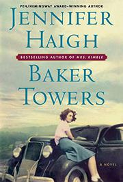 Book Cover for BAKER TOWERS