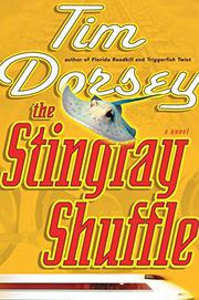 Cover art for THE STINGRAY SHUFFLE