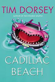 Book Cover for CADILLAC BEACH