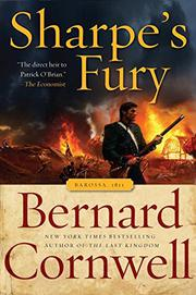 Book Cover for SHARPE'S FURY