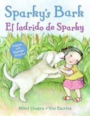 Book Cover for SPARKY'S BARK/EL LADRIDO DE SPARKY
