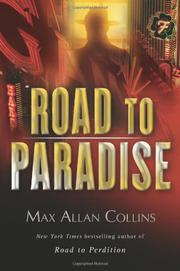 Cover art for ROAD TO PARADISE