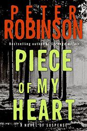 Book Cover for PIECE OF MY HEART