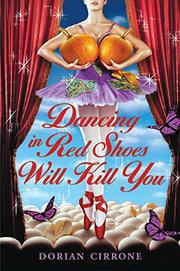 Book Cover for DANCING IN RED SHOES WILL KILL YOU