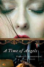 Cover art for A TIME OF ANGELS