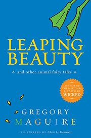 Cover art for LEAPING BEAUTY