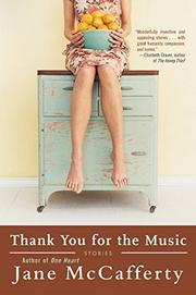 Cover art for THANK YOU FOR THE MUSIC
