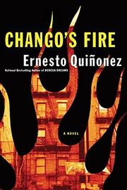 Cover art for CHANGO'S FIRE